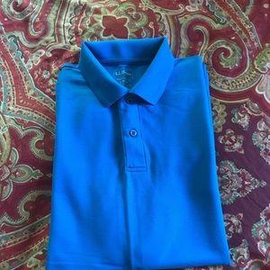 L.L. Bean Men's Polo Sz Large